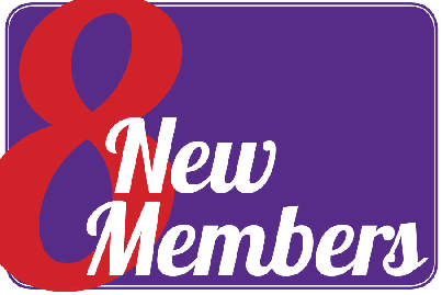 Eight New Members Lubbock Association for Women in Communications